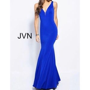 JVN by Jovani Prom dress style 58011